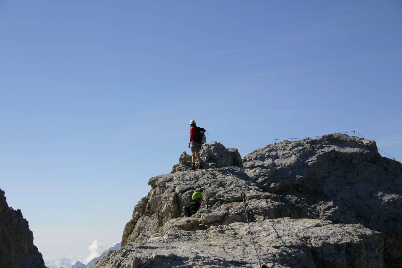Klettersteig Plattkofel : Klettern in den grödner dolomiten hotel savoy 4*s